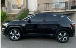 Jeep Compass Longitude 2018 + Pack Safety + Pack Premium