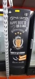 Cervejeira happy hour 454 litros pronta entrega - felário