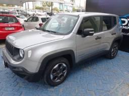 Título do anúncio: Jeep Renegade 1.8 Autom. Flex 19-19 Prata