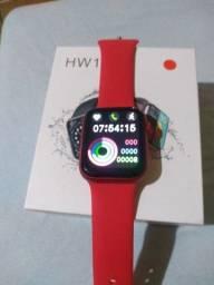 Smartwatch HW 12 Red