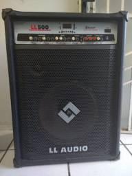 Vende se caixa de som amplificada
