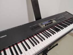 Teclado sintetizador Yamaha s80