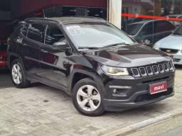 Jeep Compass 2017 2.0 Sport automático flex completo novissímo