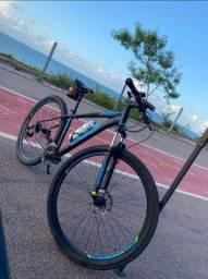 Bike oggy HDS quadro 17 aro 29