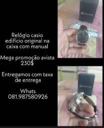 Relógios de luxo,relógios Casio Edifice,Entrega todo Brasil