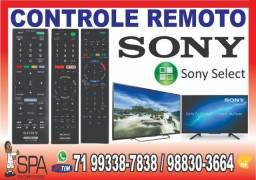 Controle Sony (Tecla Netflix)