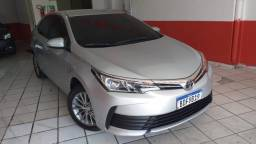 Corolla GLI 2019 Ipva 2021 pago