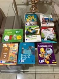 Livros para o 7º ano