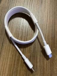 Cabo de carregador Samsung Tipo C