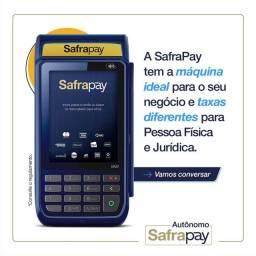 Máquineta Safrapay