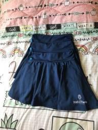 Saia uniforme Stella Maris tamanho 12.