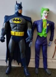Vendo Batman e Coringa marca bandeirante