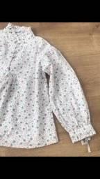 Camisa chique Primo Bambino tamanho 4