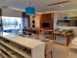 Versailles 4 quartos com 200 m² - Quarto de empregada, elevador privativo e 3 vagas