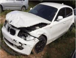 Sucata retirada peças BMW 118i 2.0 motor N46 2007 2008 2009 2010 2011 2012