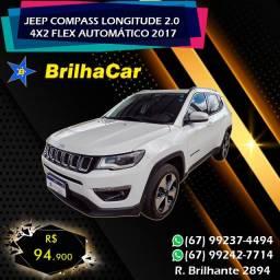 Jeep Compass Longitude 2.0 Automático