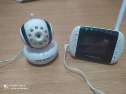 Babá eletrônica Motorola 33 BU