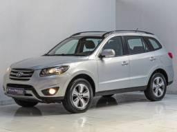 Título do anúncio: Hyundai Santa Fe 2.4 2WD Automático 2012 (5 lugares)