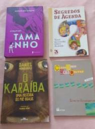 Livros Usados em bom estado de conservação