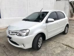 Toyota Etios XS 1.5 Automático Impecável