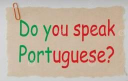 Portuguese for foreigners / Português para estrangeiros
