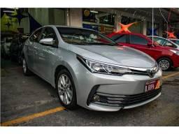 Título do anúncio: Toyota Corolla 2018 2.0 xei 16v flex 4p automático