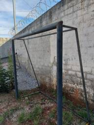 Trave de gol futebol