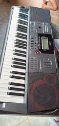 Troco teclado  casio ctx5000 por teclado que carega samples