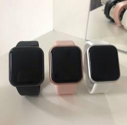 Relógio smartwatch  Y68 D20 aprova d'água