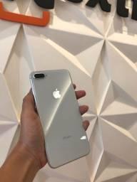 IMPERDÍVEL! iPhone 8 Plus 64GB! Todo Original ! Bateria 91% ! 12x222,50 no cartão!