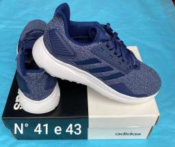 Tênis Adidas número 41 e 43/ Novo e Original com garantia