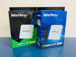 Controle Tv box interbras