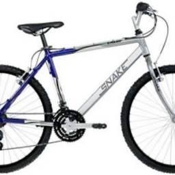 Bicicleta e rolo de treino