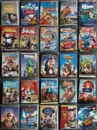 Desenhos Diversos Títulos DVDs Originais - Filmes da Disney