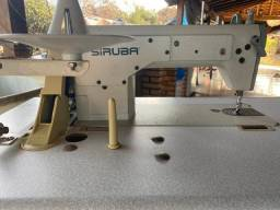 Título do anúncio: Máquina de Costura Reta Siruba