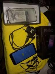 Smartphone PCS01 Philco
