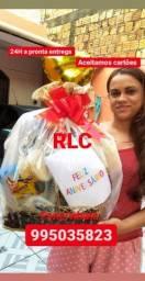 Cesta de café regional cesta presentes cestas Manaus