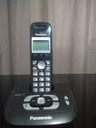 Telefone sem Fio Panasonic DECT 6.0 KX-TG4021LBT