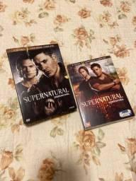 Supernatural 7 e 8 temporadas