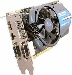 Placa de vídeo AMD HD5770 1GB GDDR5