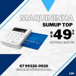 Maquininha SumUp Top (entrega grátis)<br><br>