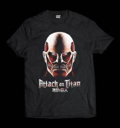 Camiseta Anime Attack on Titan - Titan Colossal
