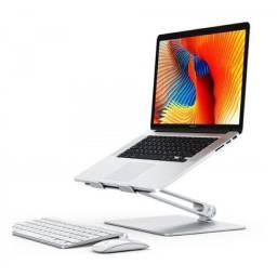 Suporte Notebook Macbook Dobrável Ajustável Ergonômico M5