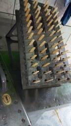 Alinhador .formas e extratores de palito de picolé