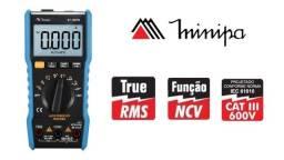 Multímetro Digital Minipa ET-1507B True Rms