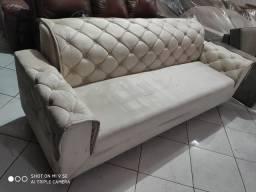 Sofá de linha alta