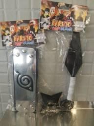 kit Naruto com Bandana