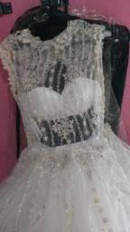 Vestido de noiva ou debutantes
