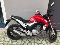 Vendo Moto CB 250F TEISTER