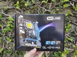 Placa mãe LGA 775 / DDR3